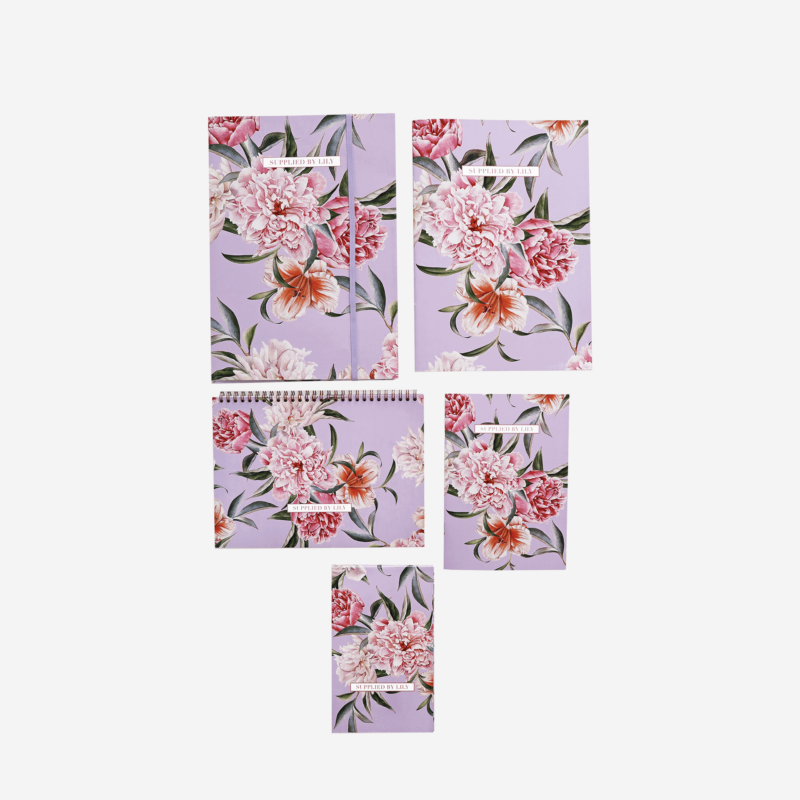 The Luxurious Lilac Floral Bundle
