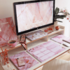 Supplied by Lily The Luxurious Rose Quartz Bundle