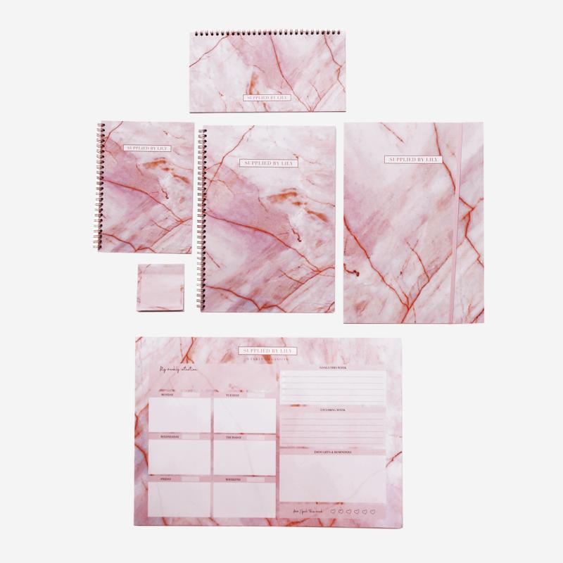 The Luxurious Rose Quartz Bundle